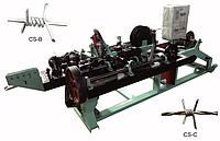 Оборудование для изготовления колючей проволоки с обратным изгибом