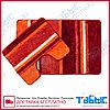 Коврик для ванной комнаты Табыс цветной 55х85 15мм 2-ка, фото 4