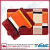 Коврик для ванной комнаты Табыс цветной 55х85 15мм 2-ка, фото 3