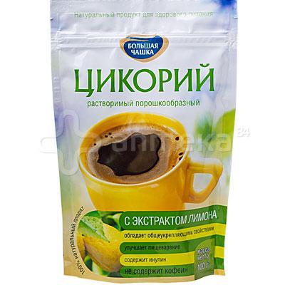 Цикорий «Большая чашка» с экстрактом лимона