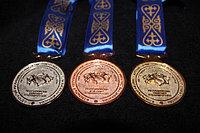 Изготовление медалей, брелоков, отличительных знаков, наград.