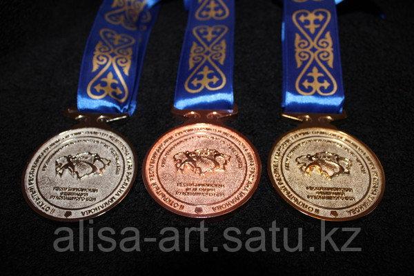 Изготовление медалей, брелоков, отличительных знаков, наград. - фото 1