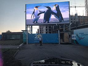 Лед экран SMD р5, размер 5,76 м*2,88м (960мм*960мм)-16,58кв.м OUTDOOR, фото 2