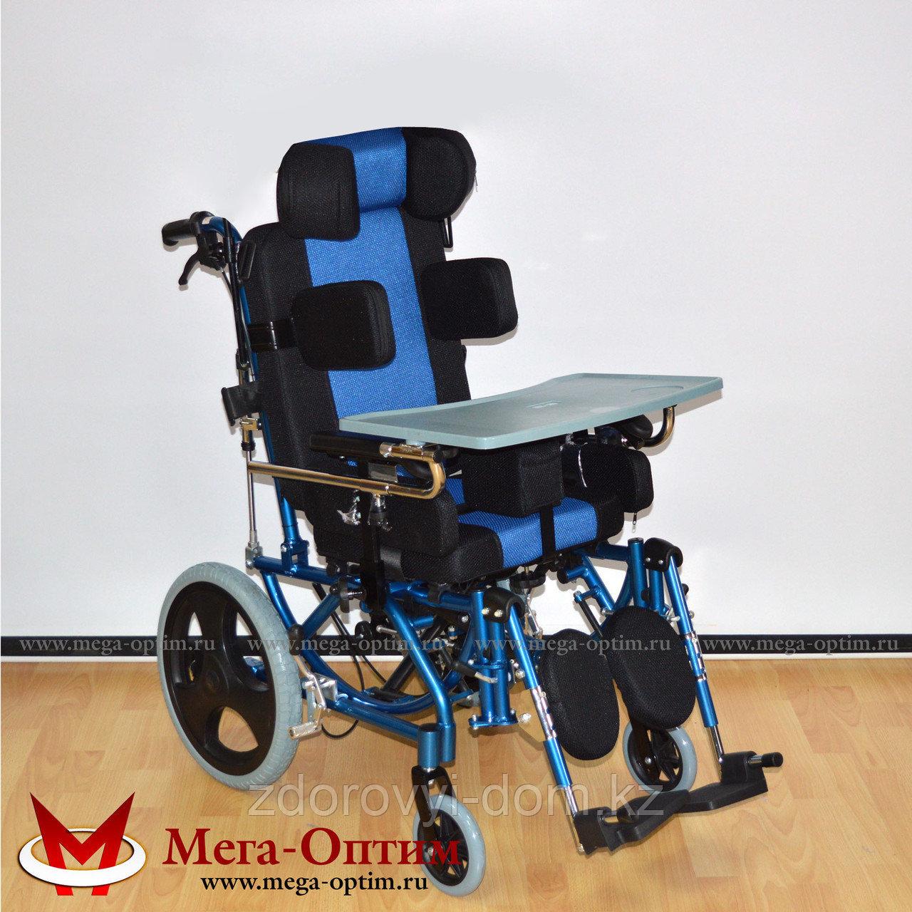 Коляска инвалидная для больных ДЦП