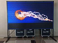 LED экран  P5 INDOOR, размер: 5,76 м*2,88м- 16,58 кв.м(960мм*960мм) АРЕНДНЫЙ