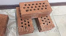 Кирпич керамический полуторный пустотелый М-125 М-150
