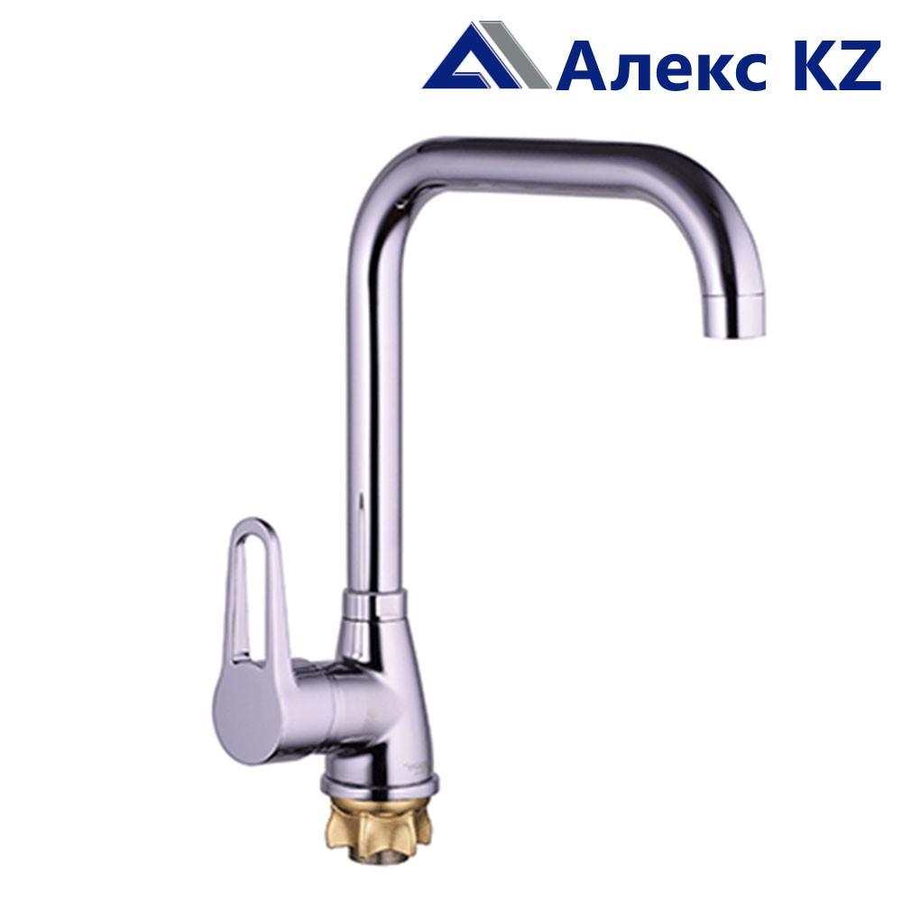 Смеситель для кухни одноручный ZEGOR SOP4-A045