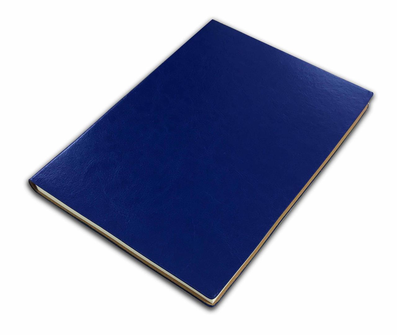Блокнот А5   Гибкая обложка   синий