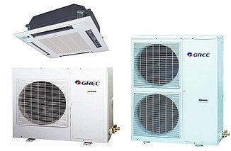 Кондиционер кассетный GREE-60 R410A: GU160T/A1-K/GU160W/A1-M  (без соединительной инсталляции), фото 3