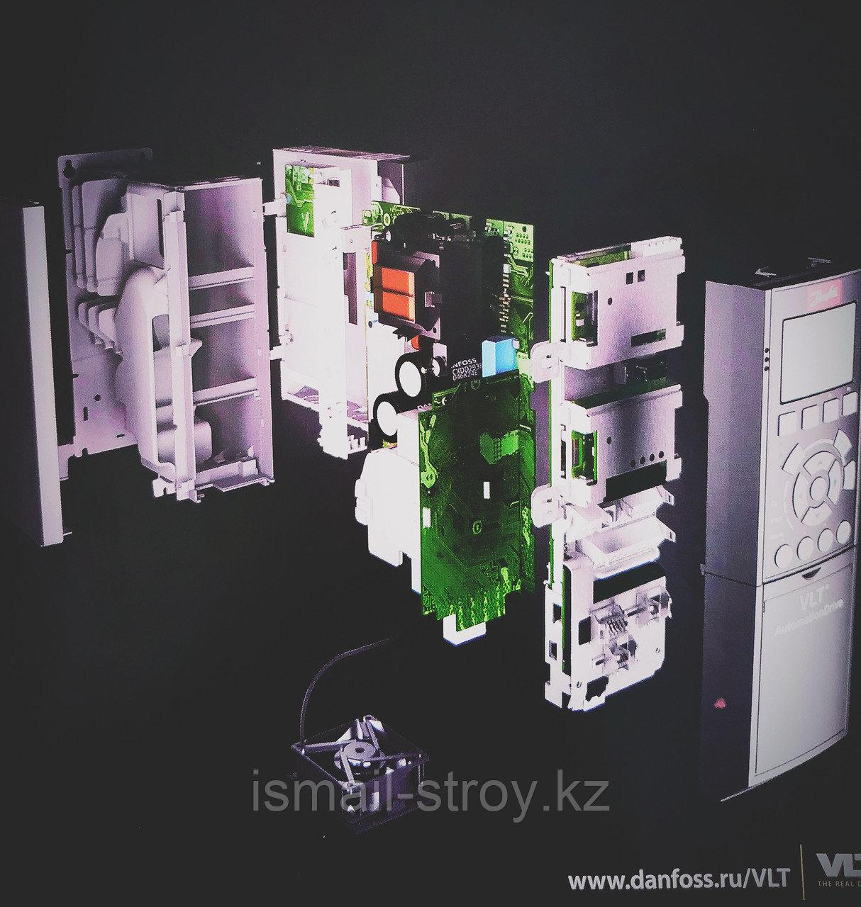 Преобразователь частоты VLT Micro Drive FC 51, 132F0020, 1.5 кВт