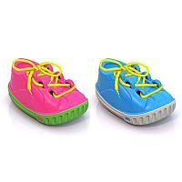 Дидактическая игрушка Ботинок-шнуровка