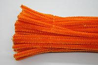 Синельная проволока (100 штук) - оранжевая