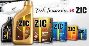 Моторные масла Zic