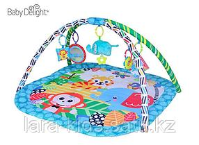 Развивающий коврик для маленьких детей