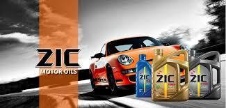 Моторные синтетические масла Zic