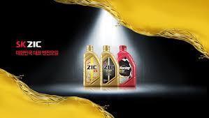 Моторные полусинтетические масла Zic