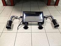 Спортивная выхлопная система Forza на Infinty FX37, QX70, фото 1