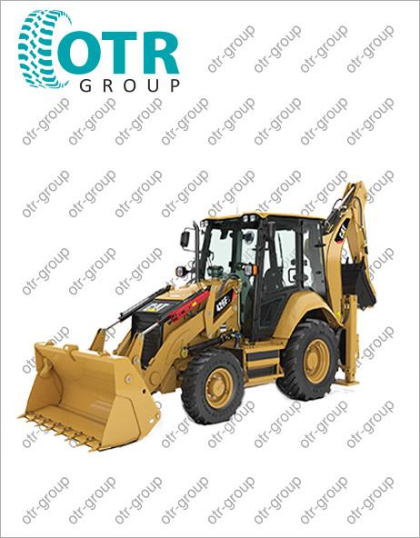Радиатор CAT 3054C 140-3634