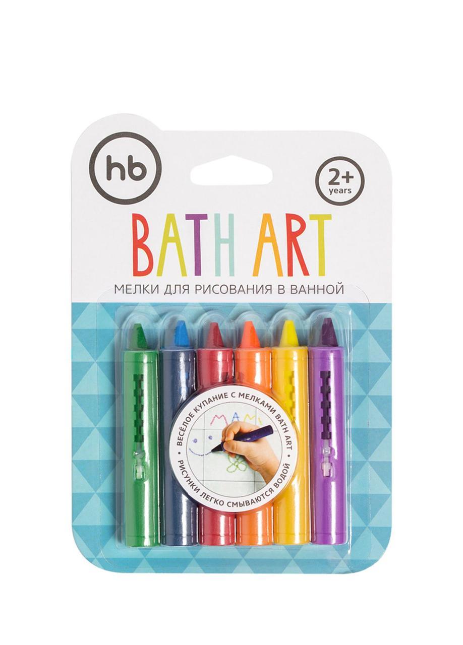 Happy Baby Мелки для рисования в ванной Bath Art