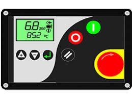 Блок управления компрессором P1-10-35:CMC