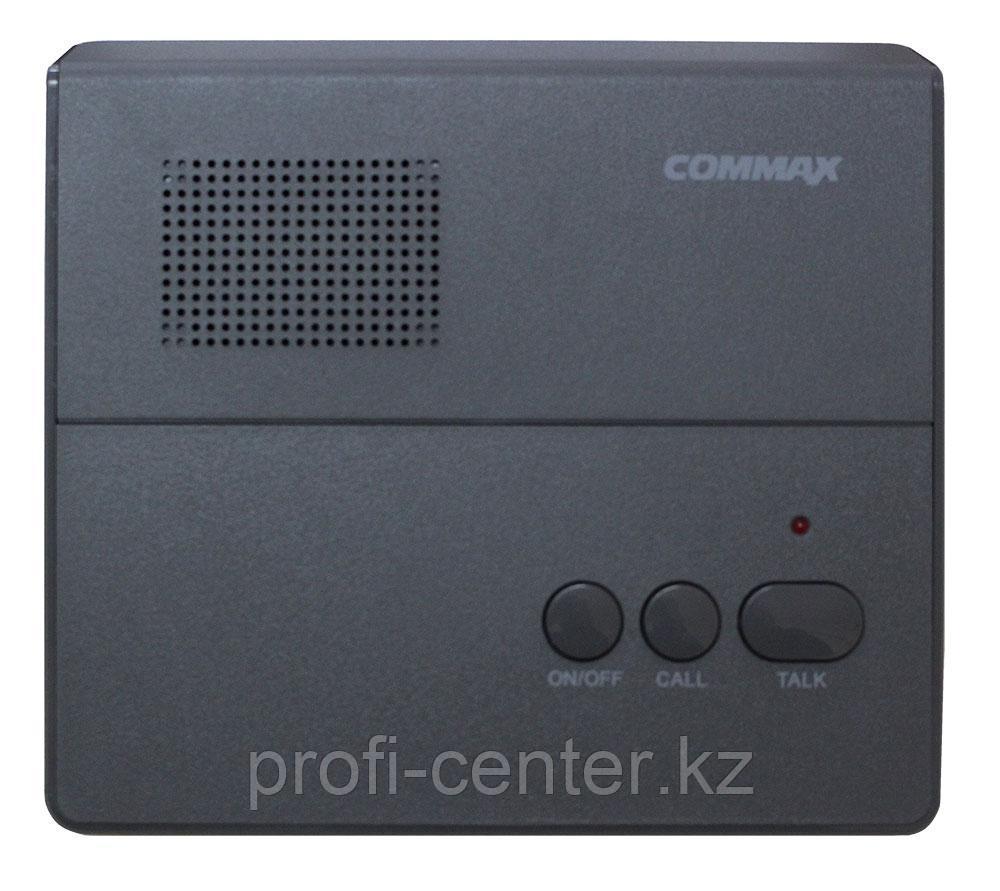 COMMAX CM801 Главная станция для СМ-800,  соединение 2-х проводное до 300м при 0,65мм
