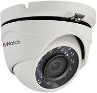 "DS-T243 HD-TVI Камера Купольная 2мр,1/2.8"" CMOS,HD-TVI / HD-CVI / AHD / CVBS ИК до 20м,f2.8mm/103*"