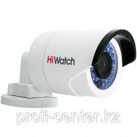 DS-T290 HD-TVI Камера Цилиндрическая 2мр, HD-TVI / HD-CVI / AHD / CVBS, ИК до 20м, f2.8mm/103.0*