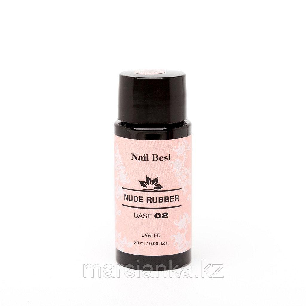 База Nail Best Nude 02, 30мл