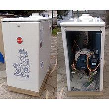 Напольный дизельный котел отопления Kiturami TURBO-21R (до 250 м2)