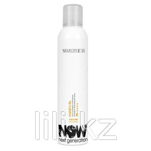 Жидкий лак без газа, придающий объем Selective Mold'n Fix 250 мл.