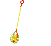 Игрушка каталка Погремушка