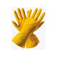 Перчатки резиновые, хозяйственные (гелевые)