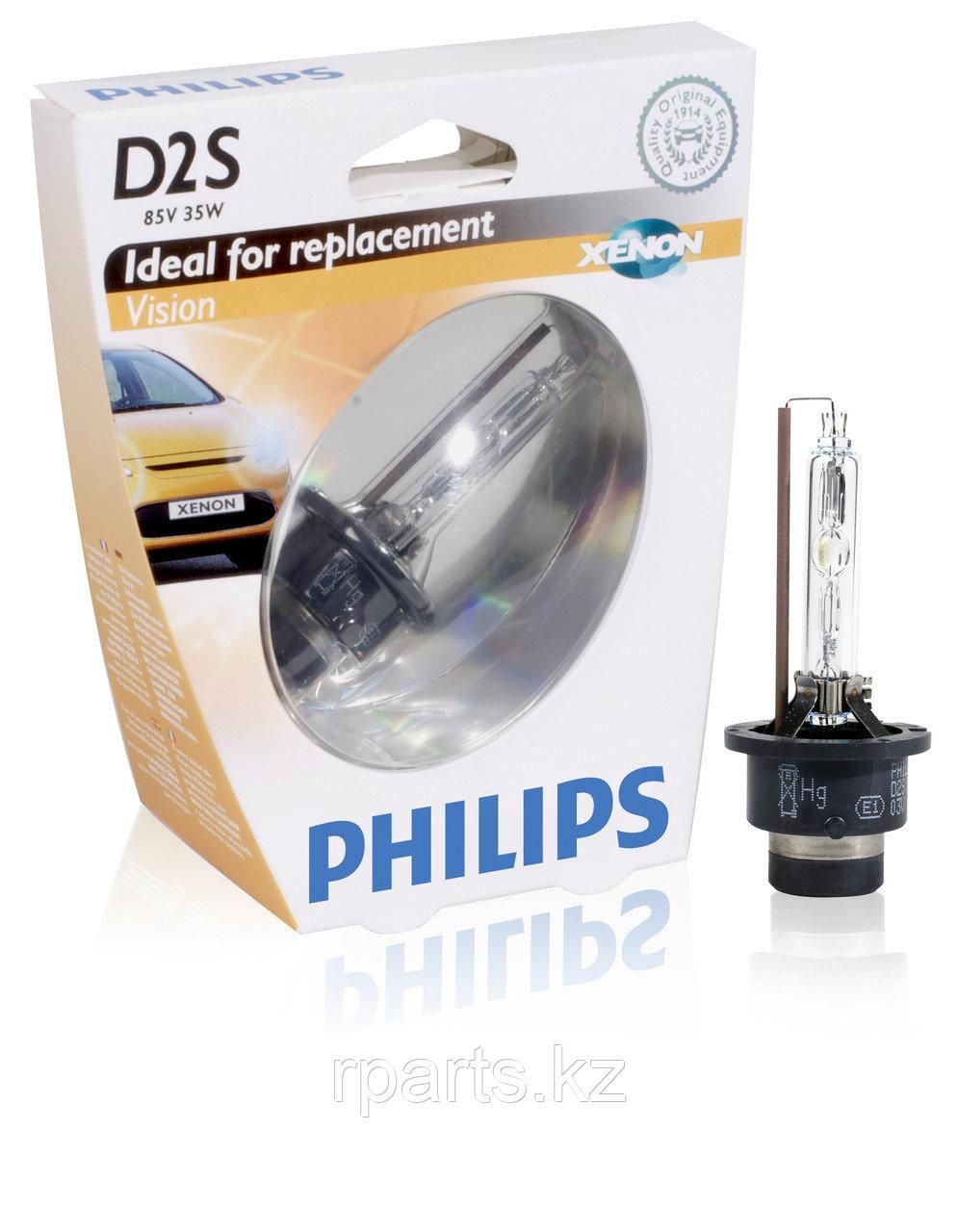 Ксеноновая лампа Philips Xenon Vision D2S