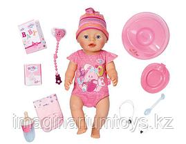 Кукла интерактивная Baby Born 43 см