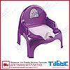 Детский горшок кресло со съемным стаканом, фото 4
