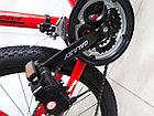 """Велосипед спортивный Galaxy ML200 рама 21"""" Kaspi RED. Рассрочка., фото 4"""