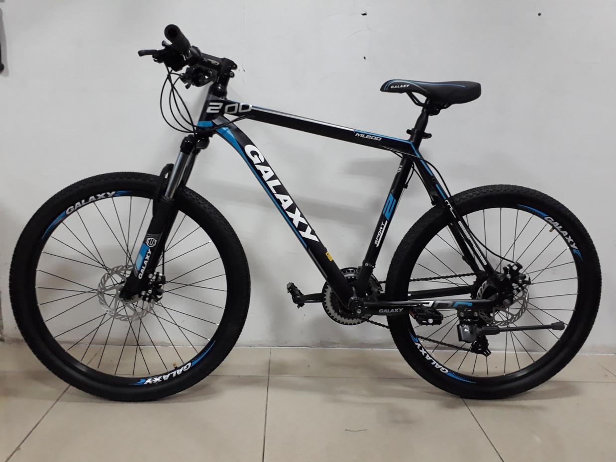 """Велосипед спортивный Galaxy ML200 рама 21"""""""