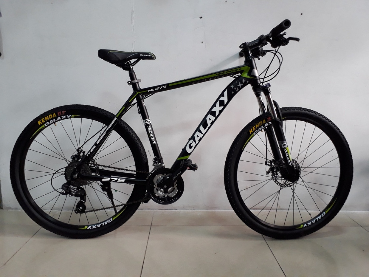 """Велосипед спортивный Galaxy ML275 рама 21"""""""
