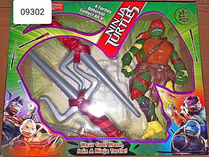 Черепаха нинзя