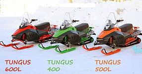 Снегоход Irbis Tungus 400, фото 2