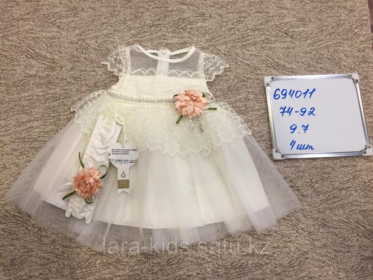 Бальные платья и сарафаны для маленьких детей