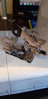 Руффлер Ruffler (рюшитель) Лапка для складок, рюш  Elna Janome Merrylock