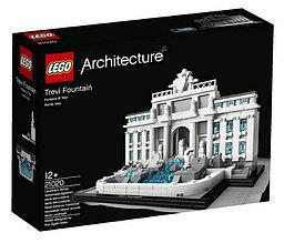 21020 Lego Architecture Фонтан Треви, Лего Архитектура