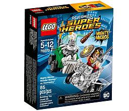 76070 Lego Super Heroes Mighty Micros: Чудо-женщина™ против Думсдэя™, Лего Супергерои DC