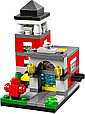 40182 Lego Bricktober Fire Station EXCLUSIVE, фото 2