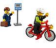 60134 Lego City Праздник в парке — жители, Лего Город Сити, фото 7