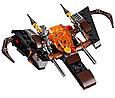 70318 Lego Nexo Knights Шаровая ракета, Лего Рыцари Нексо, фото 4