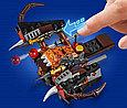 70318 Lego Nexo Knights Шаровая ракета, Лего Рыцари Нексо, фото 5