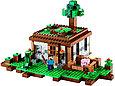 21115 Lego Minecraft Первая ночь, Лего Майнкрафт, фото 3