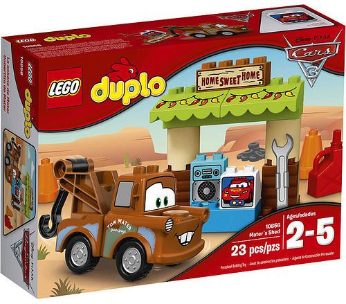 10856 Lego Duplo Гараж Мэтра, Лего Дупло